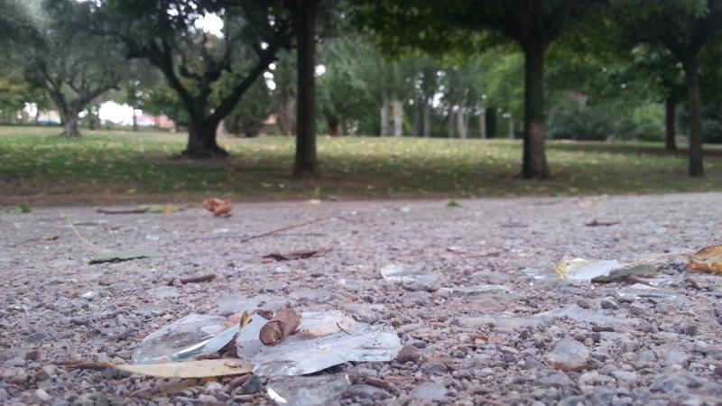 policia policía logroño logrono botellón botellon perros parques